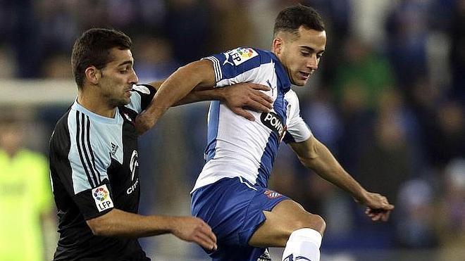 El Real Madrid recupera a Lucas Vázquez