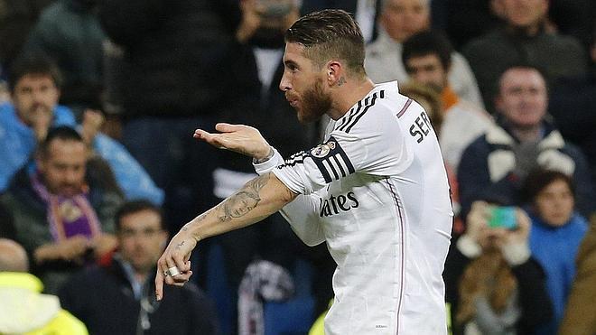 Sergio Ramos no negocia