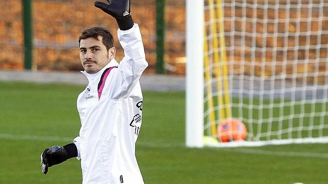 El dilema de la felicidad de Casillas