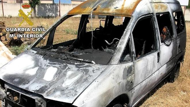 Detenidos dos menores en Ciudad Real por quemar vivo a un perro