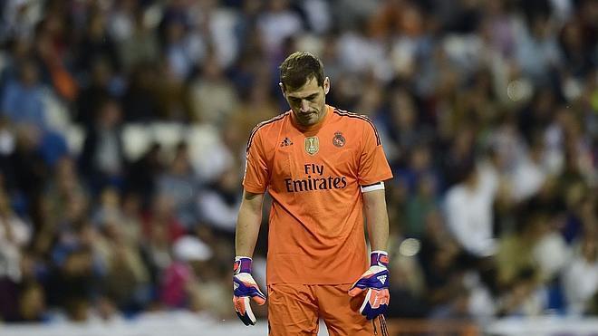 Iker Casillas abandona el Real Madrid