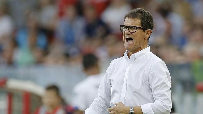 Fabio Capello, destituido como entrenador de la selección rusa