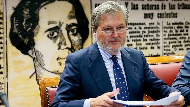 Méndez de Vigo ante el Senado: «En la prórroga también se meten goles»