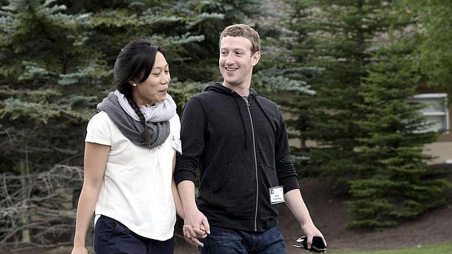 Los Zuckerberg esperan una hija