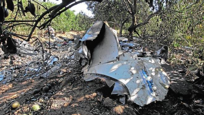 Fallece el piloto de un ultraligero tras desmayarse en pleno vuelo en Sevilla