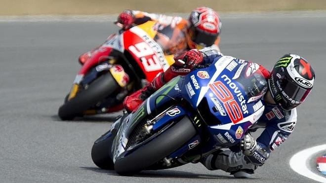 Silverstone anticipa otro duelo entre Márquez y Lorenzo