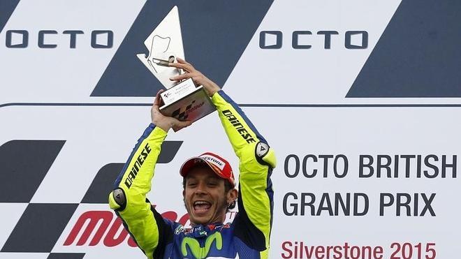 El cielo va con Rossi