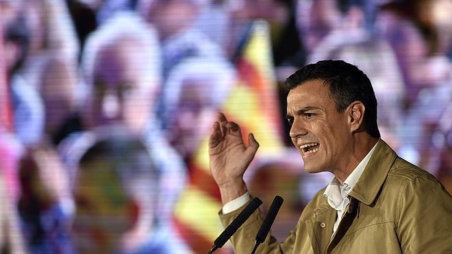 Pedro Sánchez aboga «por una Cataluña en una España diferente»