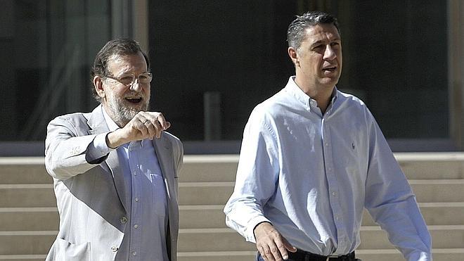 Rajoy reclama que el 27-S triunfe la «moderación»