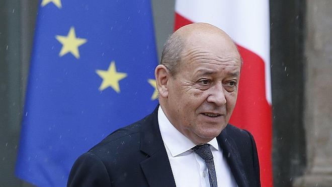 Francia comenzará sus bombardeos en Siria «en las próximas semanas»