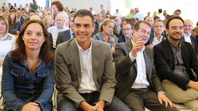 Pedro Sánchez: «Hay que reivindicar el valor de la unión»