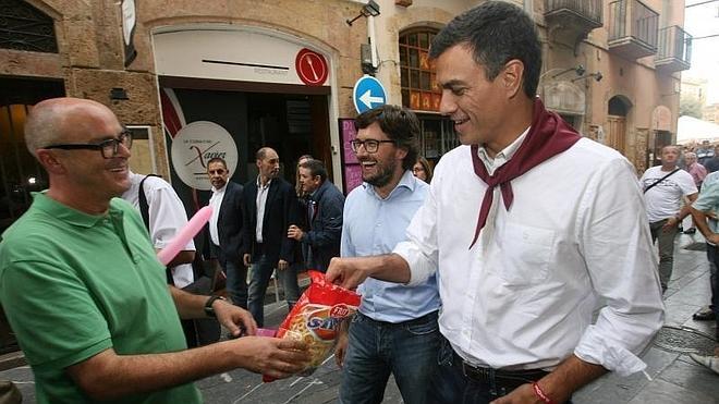 Sánchez quiere que la Constitución reconozca los derechos históricos de Cataluña