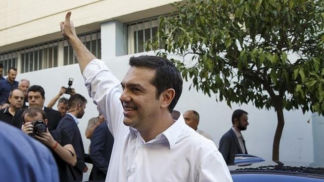 Los seis principales protagonistas de las elecciones en Grecia