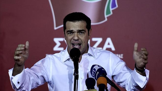 Los griegos renuevan su confianza en Tsipras