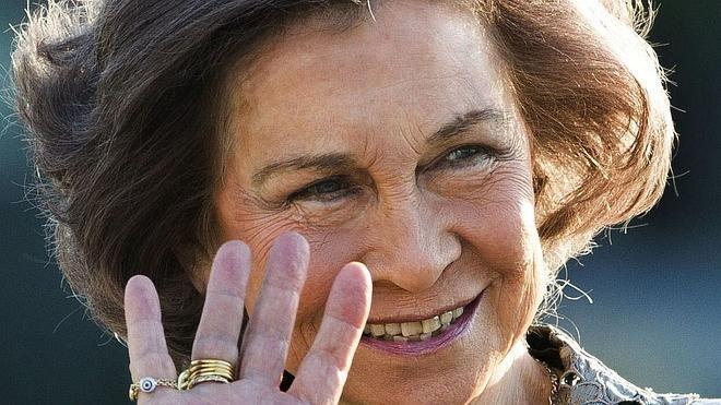 La Reina Sofía, propuesta para el Nobel de la Paz