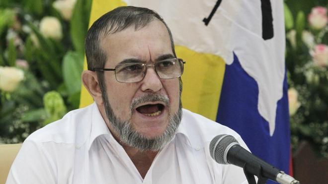'Timochenko', el líder guerrillero que llevó a las FARC a la paz
