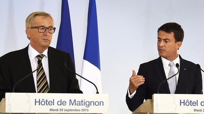 Juncker, sobre Cataluña: «¿Quién soy yo para inmiscuirme en la intimidad española?»