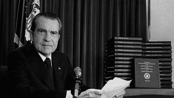 Woodward revela nuevos secretos de Nixon cuarenta años después del Watergate