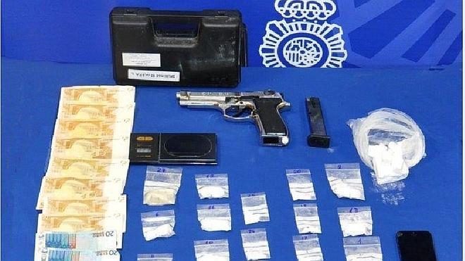 La Policía desarticula un grupo que distribuía cocaína por toda España