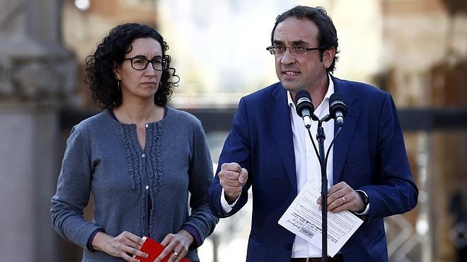 Convergència y Esquerra presentan como un pacto un no acuerdo para ir separados al 20-D