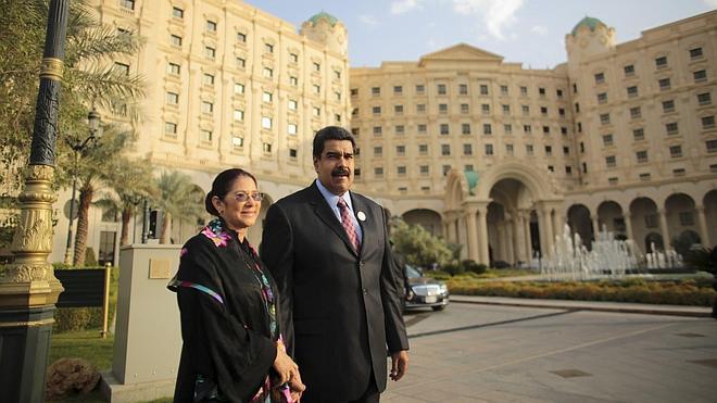 EE UU detiene al ahijado y al sobrino de Maduro por cargos de narcotráfico