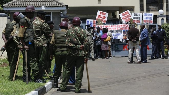 Los atletas kenianos toman al asalto su federación por los escándalos
