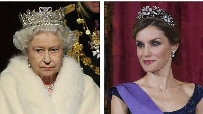 ¿Quién es la reina de Gibraltar?