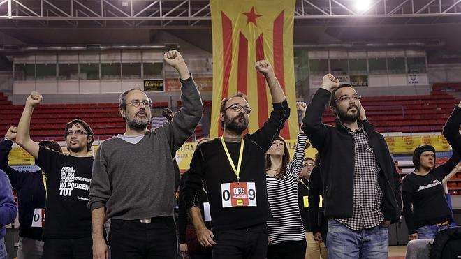 La CUP presenta cinco propuestas para un Govern sin Mas