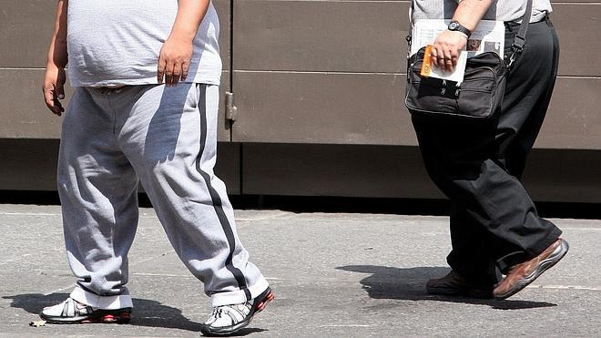 Una de cada catorce personas es obesa