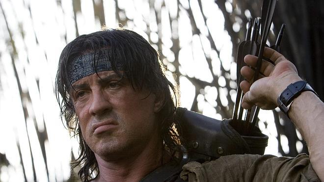 La Fox y Stallone trabajan en una nueva versión televisiva de 'Rambo'