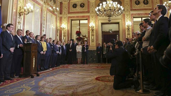 Posada llama a usar «todos los instrumentos» de la Constitución contra los rupturistas