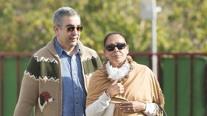 Isabel Pantoja sale de prisión con un nuevo permiso de seis días