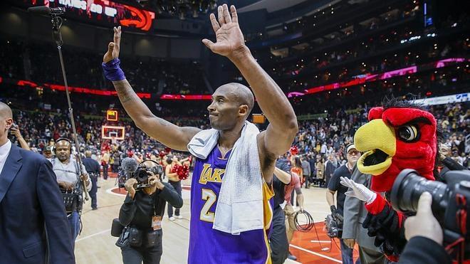 El año en el que Kobe Bryant anunció su retirada