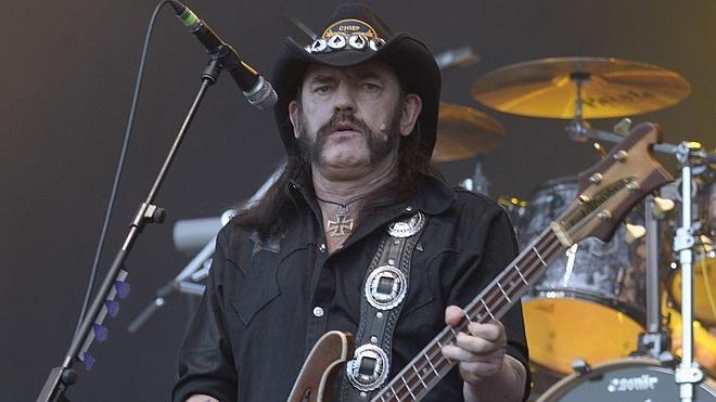'Lemmy', el rostro fiero y vicioso del heavy