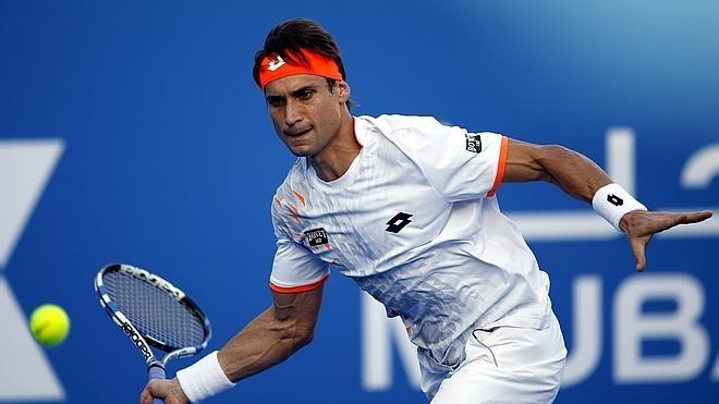 Ferrer arrolla a Tsonga y jugará en semifinales contra Nadal