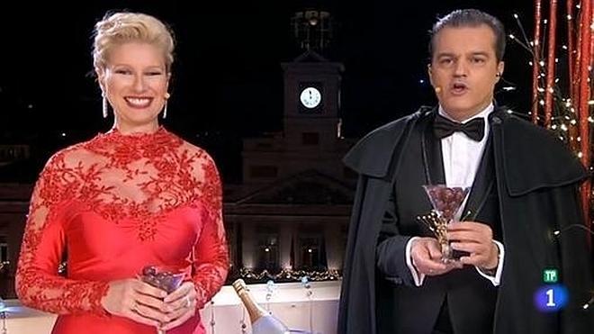 TVE barre con sus Campanadas y Pedroche impulsa a Antena 3