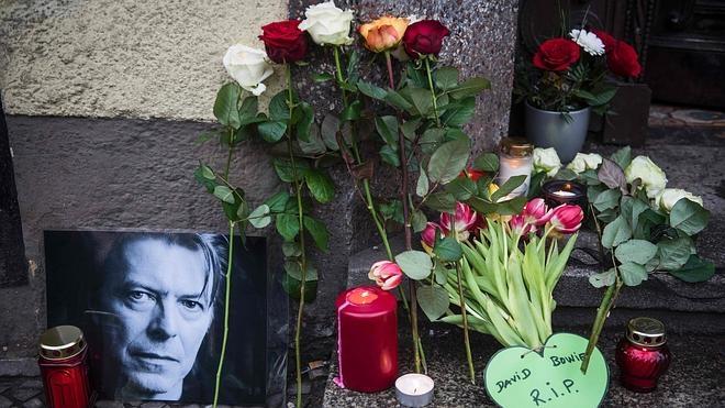 Artistas y políticos despiden a Bowie