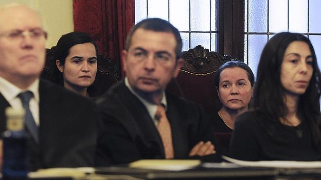 La asesina confesa de Carrasco: «Mentiría si dijese que estoy arrepentida»