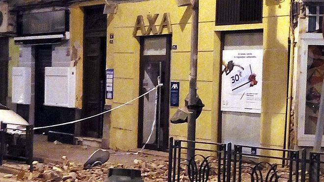 El terremoto de 6,3 grados que ha sacudido Melilla y Andalucía causa un muerto en Marruecos