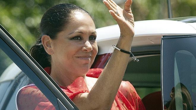 Isabel Pantoja podría obtener la libertad condicional el 2 de marzo
