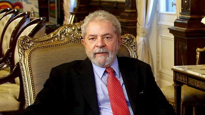 Lula Da Silva, investigado por un presunto lavado de dinero