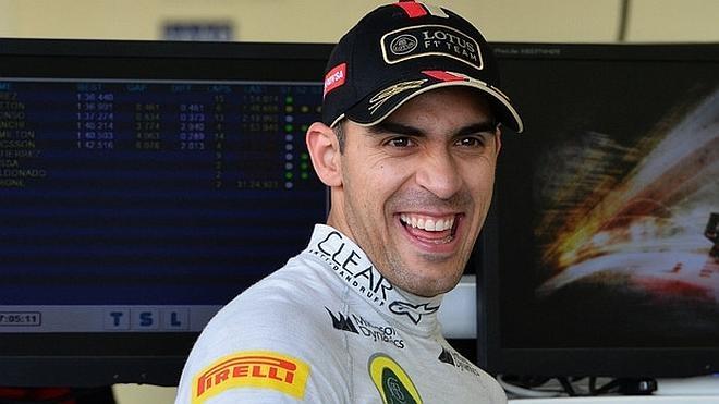 Pastor Maldonado deja la Fórmula 1