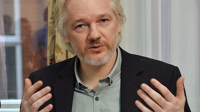 Julian Assange aceptará ser arrestado si la ONU falla en su contra