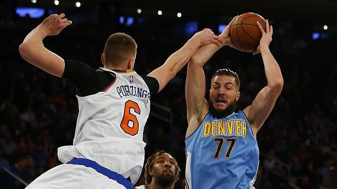 Los Knicks de Calderón encajan su quinta derrota consecutiva