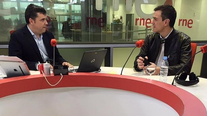 Pedro Sánchez: «No somos de líneas rojas, somos de firmes convicciones»