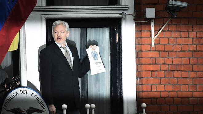 Suecia asegura que el informe de la ONU «no cambia» su postura sobre Assange