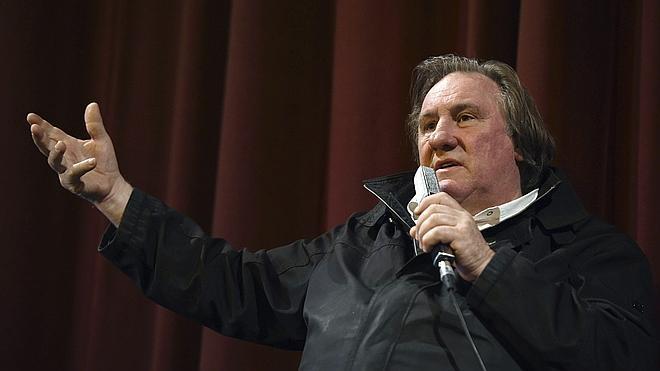 Gérard Depardieu se busca a sí mismo en la Berlinale