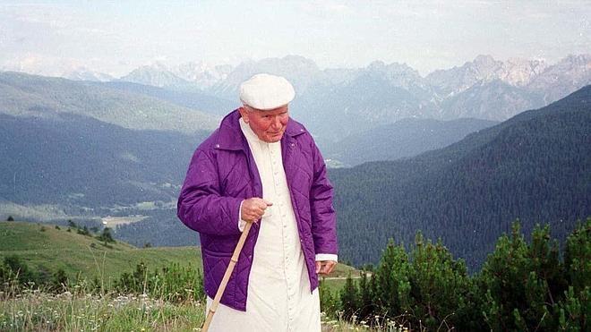 Juan Pablo II mantuvo una «intensa» relación con una filósofa casada