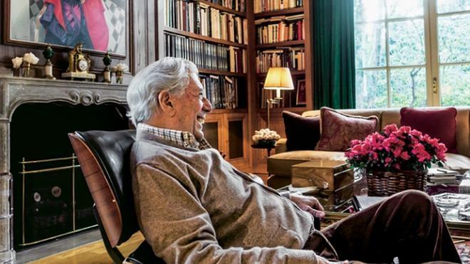 Mario Vargas Llosa: «Muchas veces el sexo es la tabla de salvación»
