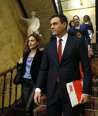 El PSOE espera que Iglesias le pida perdón por los «insultos»